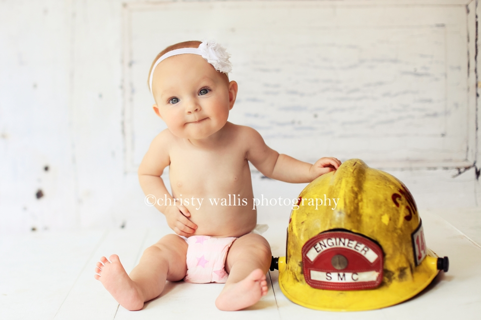 How precious is sweet baby colbie i just adore her family her mom is a kindergarten teacher and her dad is a san diego firefighter who just came back from