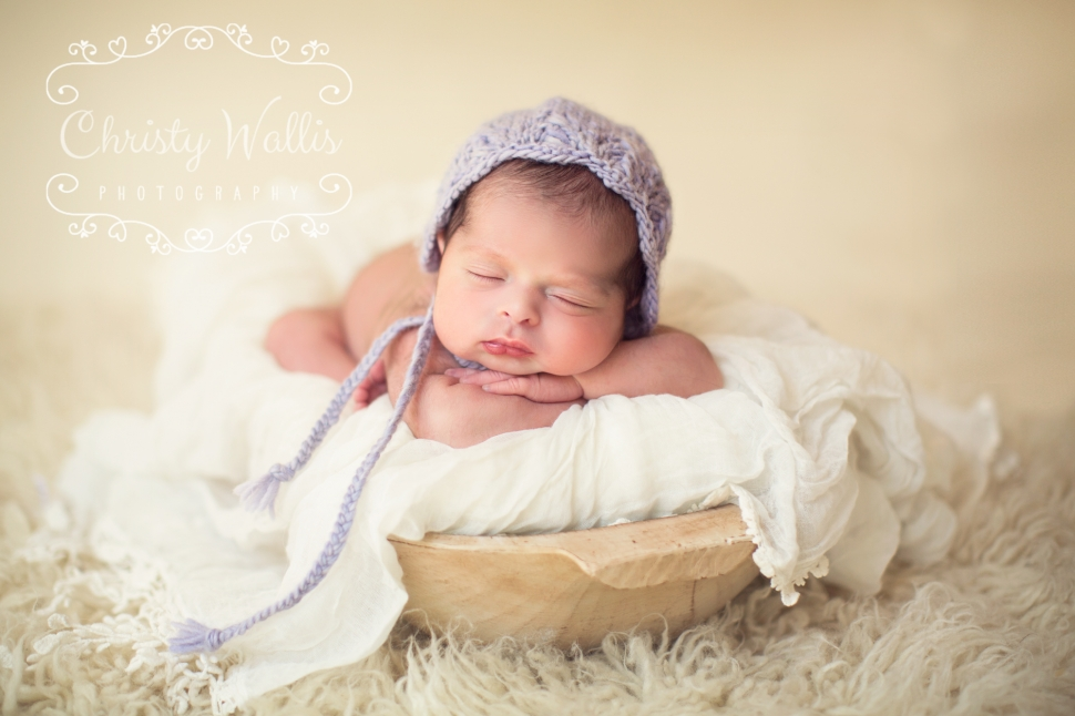 Aleeza 6 Days Old San Diego Newborn Photographer