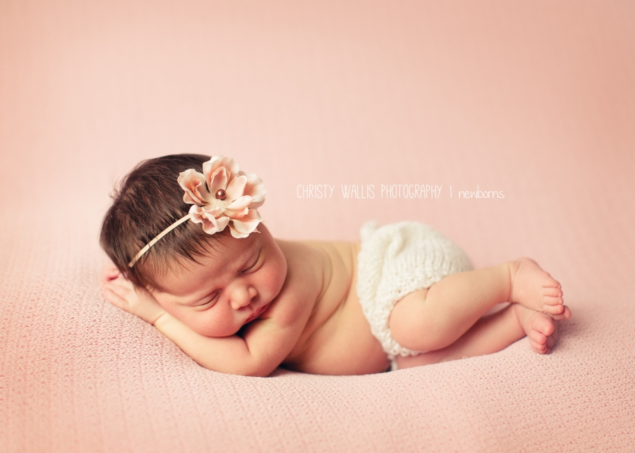 A Newborn Angel San Diego Baby Photographer