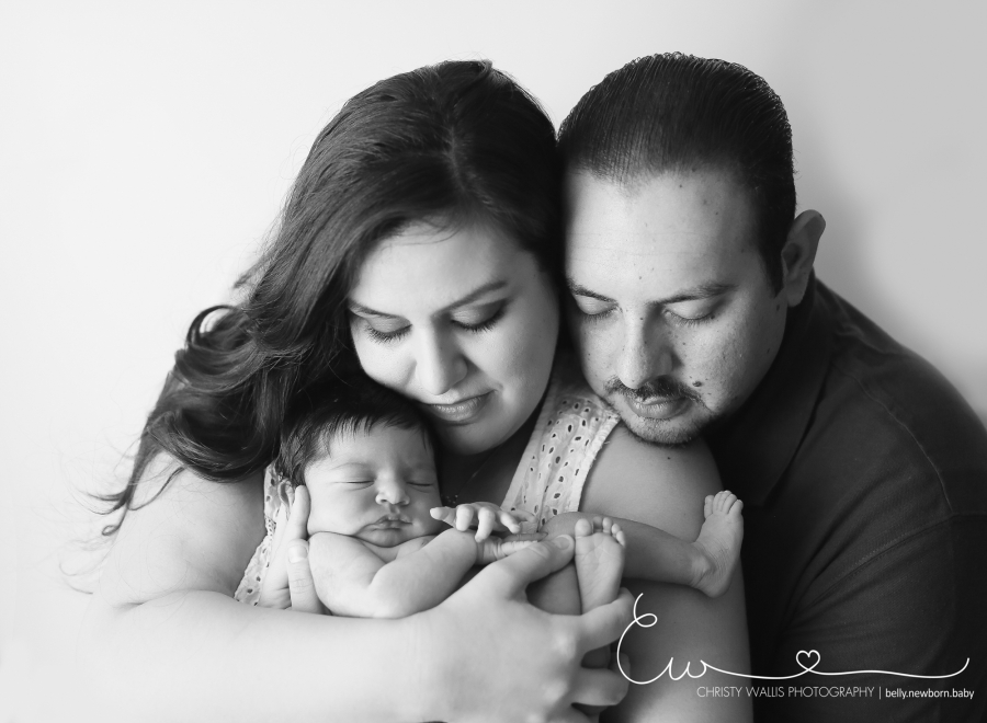 Baby photographer san diego ·