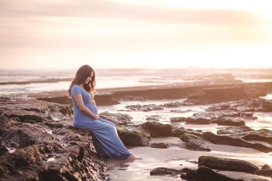 Beach maternity san diego maternity photographer cardiff la jolla san diego coronado beach photography