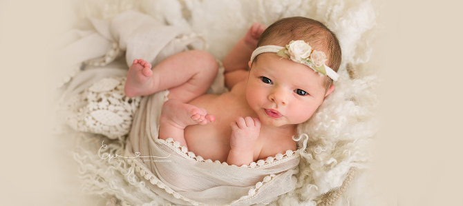 Blog home · newborn galleries · baby milestone
